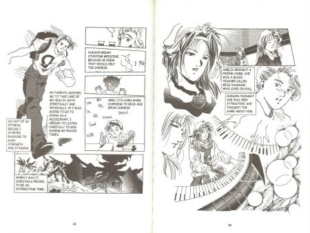 White Devil: manga about Hudson Taylor