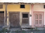 Alipore old doors