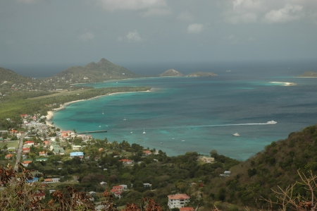 Carriacou panorama